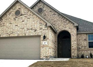 Pre Foreclosure in Fort Worth 76108 FLOWER RIDGE DR - Property ID: 1505890986