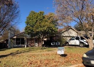 Pre Foreclosure in Fort Worth 76108 N FLAXSEED LN - Property ID: 1505903680