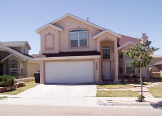 Pre Foreclosure in El Paso 79928 IVERSON CT - Property ID: 1505998718