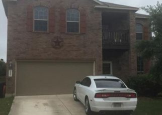 Pre Foreclosure in Cibolo 78108 STONEBROOK DR - Property ID: 1506163836