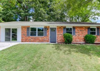 Pre Foreclosure in Knoxville 37921 FOXWOOD RD - Property ID: 1506287784