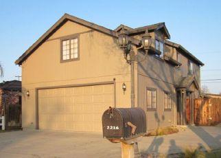 Pre Foreclosure in Modesto 95350 WHITCOMB WAY - Property ID: 1506462976