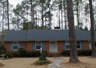 Pre Foreclosure in Laurinburg 28352 FOREST RD - Property ID: 1506563250