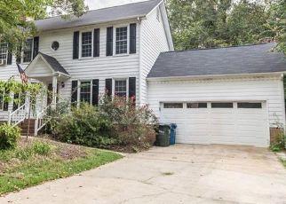 Pre Foreclosure in Matthews 28105 KILMARNOCK CT - Property ID: 1506689394
