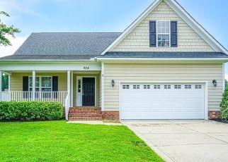 Pre Foreclosure in Raeford 28376 LENNOX LOOP - Property ID: 1506690265
