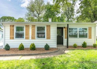 Pre Foreclosure in Wentzville 63385 MEYER RD - Property ID: 1506905769