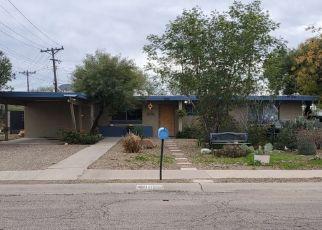 Pre Foreclosure in Tucson 85705 W KILBURN ST - Property ID: 1507080955
