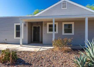 Pre Foreclosure in Tucson 85742 N HERON PL - Property ID: 1507081832