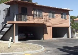 Pre Foreclosure in Tucson 85715 E CALLE LA PAZ - Property ID: 1507087970