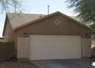 Pre Foreclosure in Tucson 85756 S YELLOW RATTLE CT - Property ID: 1507102854