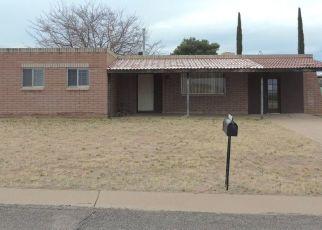 Pre Foreclosure in Huachuca City 85616 N FAIRBANKS - Property ID: 1507106797