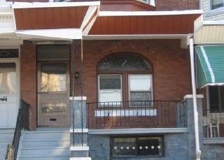 Pre Foreclosure in Philadelphia 19143 CATHARINE ST - Property ID: 1507117297