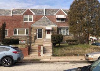 Pre Foreclosure in Philadelphia 19138 WYNSAM ST - Property ID: 1507206197