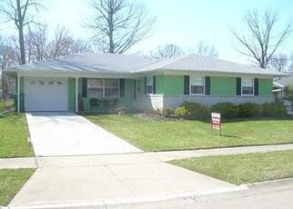 Pre Foreclosure in Dayton 45424 PASSAIC CT - Property ID: 1507731783