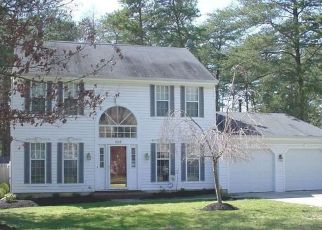 Pre Foreclosure in Sicklerville 08081 BRECKENRIDGE DR - Property ID: 1508215745