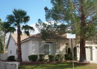 Pre Foreclosure in Henderson 89074 LAMPPOST ST - Property ID: 1508420265