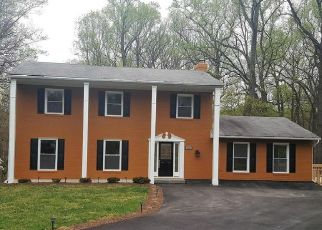 Pre Foreclosure in Silver Spring 20905 PINEBROOK DR - Property ID: 1508602467