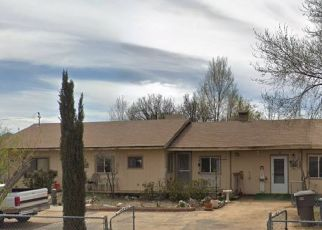 Pre Foreclosure in Dewey 86327 E KACHINA PL - Property ID: 1508653268