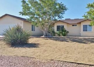 Pre Foreclosure in Yucca Valley 92284 DELANO TRL - Property ID: 1508669926