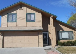 Pre Foreclosure in Grand Junction 81504 MORNING DOVE DR - Property ID: 1509196356