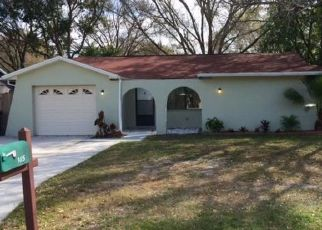 Pre Foreclosure in Safety Harbor 34695 CORAL DR - Property ID: 1510039909