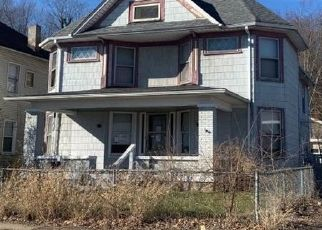 Pre Foreclosure in Connersville 47331 WESTERN AVE W - Property ID: 1510116541
