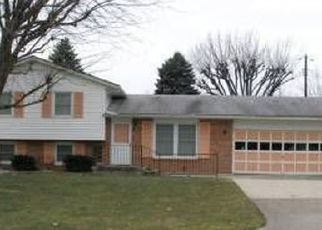 Pre Foreclosure in Columbus 47203 31ST ST - Property ID: 1510137121