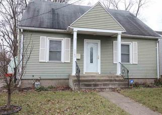 Pre Foreclosure in Elkhart 46516 EVANS ST - Property ID: 1510147197