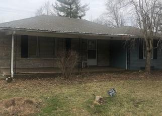Pre Foreclosure in Madison 47250 FLINT RD - Property ID: 1510177421