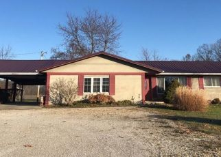 Pre Foreclosure in North Vernon 47265 W COUNTY ROAD 500 S - Property ID: 1510191884