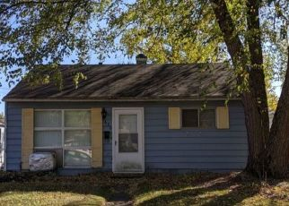Pre Foreclosure in Fort Wayne 46805 GLAZIER AVE - Property ID: 1510204579