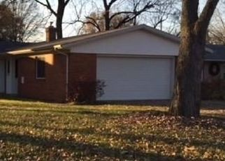 Pre Foreclosure in Anderson 46011 OLD ORCHARD RD - Property ID: 1510221662