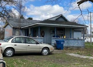 Pre Foreclosure in Ambia 47917 E ELM ST - Property ID: 1510226470