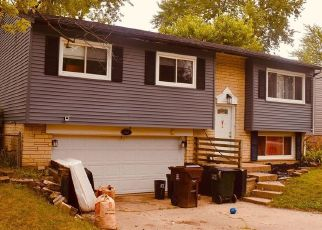 Pre Foreclosure in University Park 60484 HICKOK AVE - Property ID: 1510387657