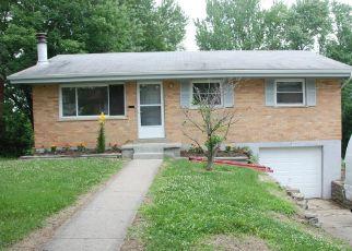 Pre Foreclosure in Cincinnati 45238 CHANTILLY DR - Property ID: 1510588686