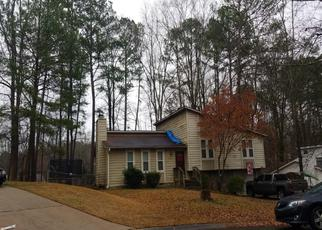 Pre Foreclosure in Mableton 30126 MITCHELL LN SW - Property ID: 1510718314