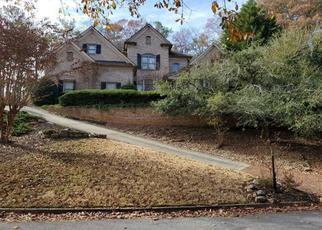 Pre Foreclosure in Marietta 30064 OAKTON POND CT NW - Property ID: 1510723133