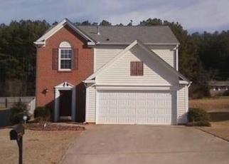 Pre Foreclosure in Douglasville 30134 BROOKFIELD WAY - Property ID: 1510742855