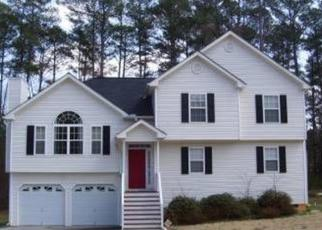 Pre Foreclosure in Cartersville 30120 ASPEN DR NW - Property ID: 1510806348