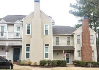Pre Foreclosure in Marietta 30068 CARRYBACK DR - Property ID: 1510823881