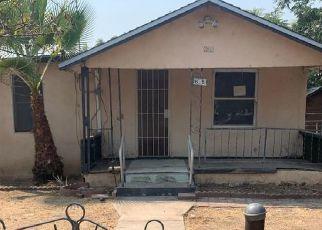 Pre Foreclosure in Fresno 93706 N BRAWLEY AVE - Property ID: 1510896580