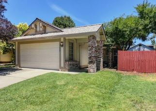 Pre Foreclosure in Elk Grove 95758 HARROGATE WAY - Property ID: 1511001695