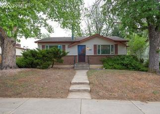 Pre Foreclosure in Colorado Springs 80909 DELAWARE DR - Property ID: 1511023142
