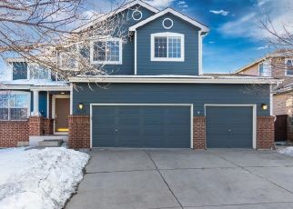 Pre Foreclosure in Littleton 80126 WHITEHALL LN - Property ID: 1511066512
