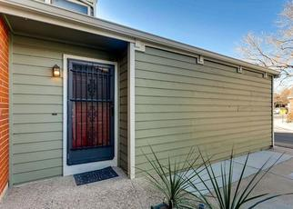 Pre Foreclosure in Denver 80231 E ARKANSAS AVE - Property ID: 1511083145