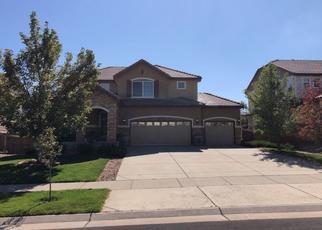 Pre Foreclosure in Aurora 80016 E EUCLID PL - Property ID: 1511199656