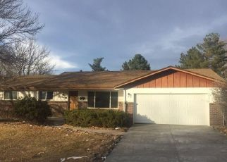 Pre Foreclosure in Englewood 80112 E DAVIES PL - Property ID: 1511230307