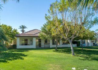 Pre Foreclosure in Rancho Mirage 92270 WIMBLEDON CIR - Property ID: 1511338492