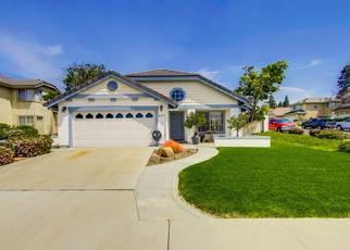 Pre Foreclosure in Chula Vista 91913 RUE LE BLANC - Property ID: 1511424332