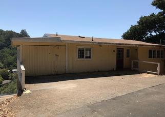 Pre Foreclosure in Fairfax 94930 LIVE OAK AVE - Property ID: 1511487851